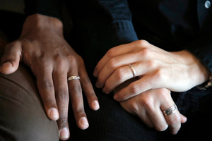 Same-sex marriage is recognised in South Africa. Photo / AP