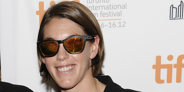 Megan Ellison hailed as the saviour of cinema. Photo / AP