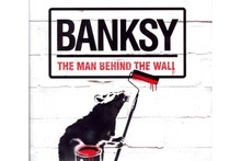 Banksy: The Man Behind the Wall by Will Ellsworth-Jones.  Photo / Supplied 