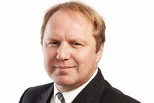 Pyne Gould Corporation managing director and controlling shareholder George Kerr. Photo / Supplied