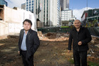Chow brothers' brothel wins building consent. Photo / Paul Estcourt