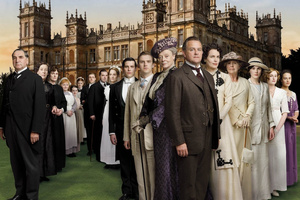 British TV series  Downton Abbey  has been a surprise hit in the US. Photo / Supplied