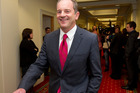 Housing, a big part of Shearer's keynote conference speech, is Labour's bold policy focus as it promises to build 100,000 affordable homes in 10 years. Photo / Mark Mitchell