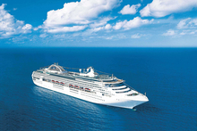 This cruise season is estimated to put $114.9 million into Auckland's economy. Photo / Supplied