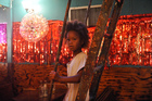 Six-year-old star of Beasts of the Southern Wild Quvenzhane Wallis has great screen presence. Photo / Supplied