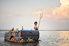 A scene from Beasts of the Southern Wild. Photo / Supplied