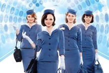 The TV One drama Pan Am may look smart but it's silly and rather dull. Photo / Supplied