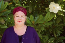 British writer-comedian Jo Brand. Photo / Supplied