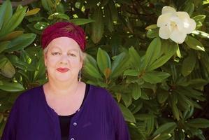 British writer-comedian Jo Brand. Photo / Supplied
