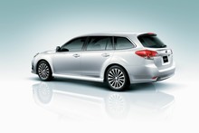 Subaru Legacy Wagon Photo / Supplied 