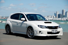 Subaru Impreza WRX STI. Photo / Supplied