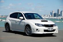 Subaru Impreza WRX STI. Photo / Supplied