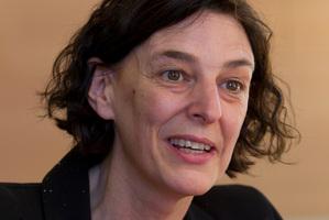 Lesley Longstone, the Secretary of Education. Photo / Mark Mitchell