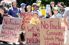 A report into fracking dismisses fears held by some, but warns that there are risks. Photo / APN