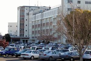 Hawke's Bay Hospital. Photo / APN