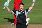 Brendon McCullum. Photo / APN