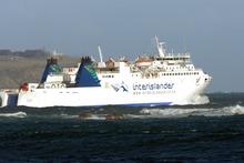 Interislander ferry Aratere.  Photo / NZPA