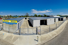 This Whakatane storage business requires minimal management and can be run on a part-time basis by one person, such as a contract manager. Photo / Supplied
