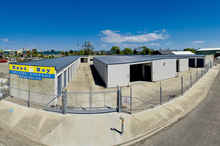 This Whakatane storage business requires mini