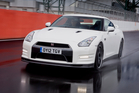 Nissan GTR. Photo / Supplied