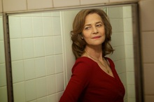 Charlotte Rampling in I, Anna. Photo / Supplied