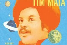 Album cover for Tim Maia's Nobody Can Live Forever. Photo / Supplied