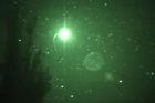 Rotorua and the Bay of Plenty have been a hotbed of unusual aerial activity recently, with multiple sightings of strange phenomena in the region's skies. Courtesy: YouTube/Horsefarmer1000