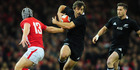 View: Top images - All Blacks v Wales