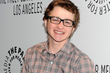 Angus T Jones. Photo/AP