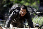 Bear Grylls in action for Man vs Wild. Photo/AP