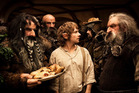 A scene from The Hobbit: An Unexpected Journey. Photo / Supplied
