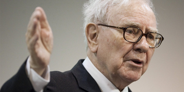 'Buy the market' rule is less imperfect than most other options - unless you're Warren Buffett. Photo / AP