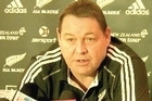 Only one Test match left in 2012, and the All Blacks play the old foe England this Saturday, coach Steve Hansen has selected his team and explains his thoughts to the media.