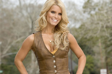 Jessica Simpson is pregnant for the second time in seven months. Photo/supplied