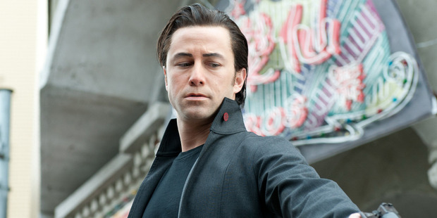 Joseph Gordon-Levitt in Looper. Photo/supplied
