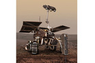 The Mars rover is a Time magazine person of the year candidate. Photo / AP