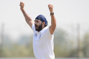 File image Monty Panesar. Photo / Getty Images