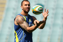 Quade Cooper. Photo / Getty Images 