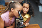Planning to interest primary school children in science and technology would be a useful strategic initiative in securing eventual engineering graduates. Photo / Thinkstock