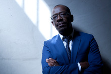 Lennie James said yes to playing the role of Tony Gates almost immediately. Photo / Supplied