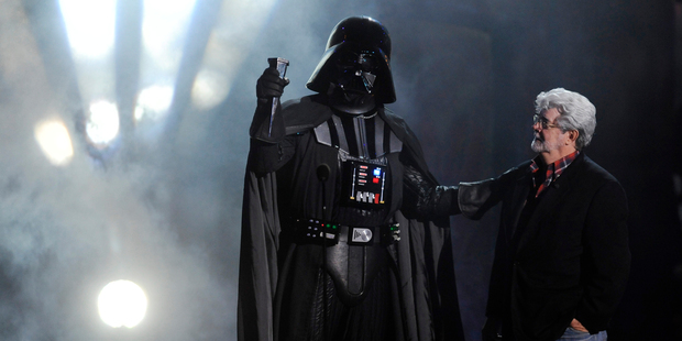 An actor appears to have accidentally revealed the next Star Wars director. Photo/AP