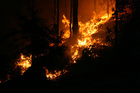 Controlled fires are burning at Beachmere, north of Brisbane and near Mount Isa. Photo / Thinkstock