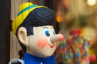 Your nose heats up when you're lying, a phenomenon dubbed the