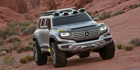 View: Mercedes Benz Ener-G-Force