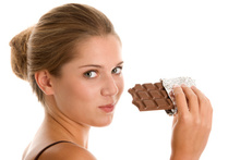 Warning women not to eat chocolate makes them want it more, a study has found.Photo / Thinkstock