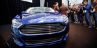 View: Los Angeles Auto Show 