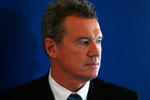 Sir John Kirwan was knighted this year for his services to rugby and mental health awareness, and has also penned a book on his battle with depression. Photo / Getty Images.