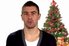 An uncompromising player on the pitch, Manchester City's Aleksandar Kolarov shows no signs of a soft side off it as he narrates 'jingle bells' in a deadly serious tone. Video / Youtube - MCFofficial.