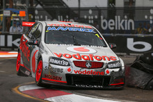 Jamie Whincup of Triple Eight Racing was officially named 2012 series winner. Photo / EDGE photographics