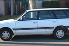 Police want to hear from the public about any sightings of a vehicle similar to this one. Photo / Supplied